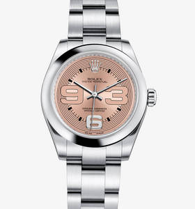 Replica Rolex Oyster Perpetual 31 mm Watch : 904L stål - M177200 -0013