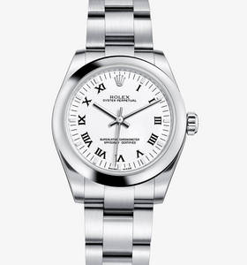 Replica Rolex Oyster Perpetual 31 mm Watch : 904L stål - M177200 -0001